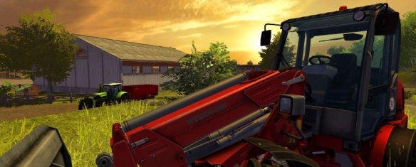 Návod pro počítačovou hru Farming Simulator 2013