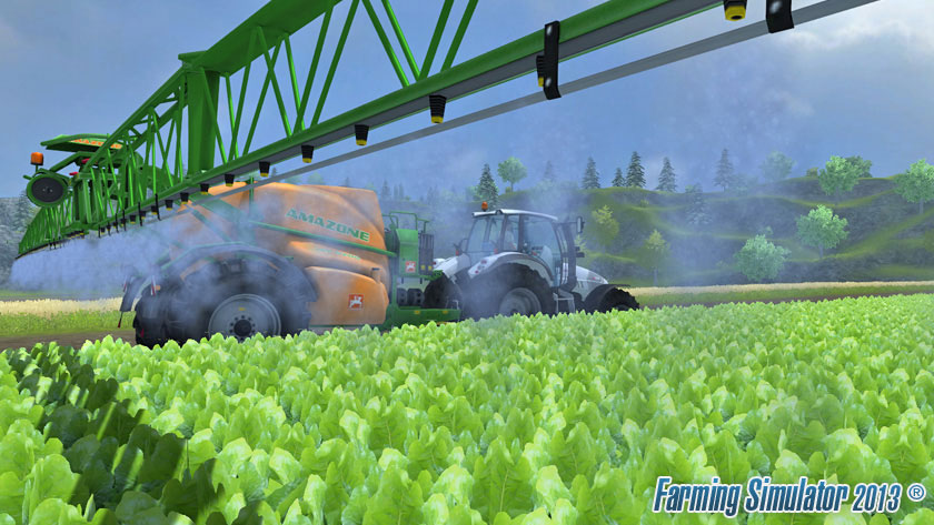 Farming Simulator 2013 screenshot